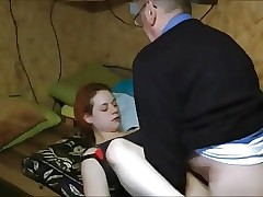 Old & Young hot xxx - young couple sex